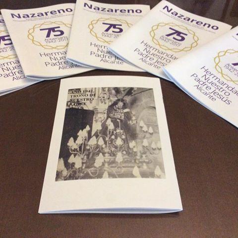 """Boletín Informativo """"Nazareno"""". Nº 1 – 2016 – """"75 Aniversario"""""""
