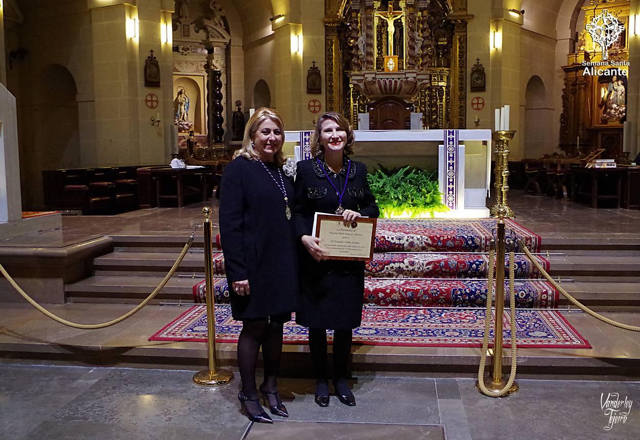"""Acto Institucional Nuestro Padre Jesús Y Stma. Virgen De Las Penas. """"75 Aniversario"""""""