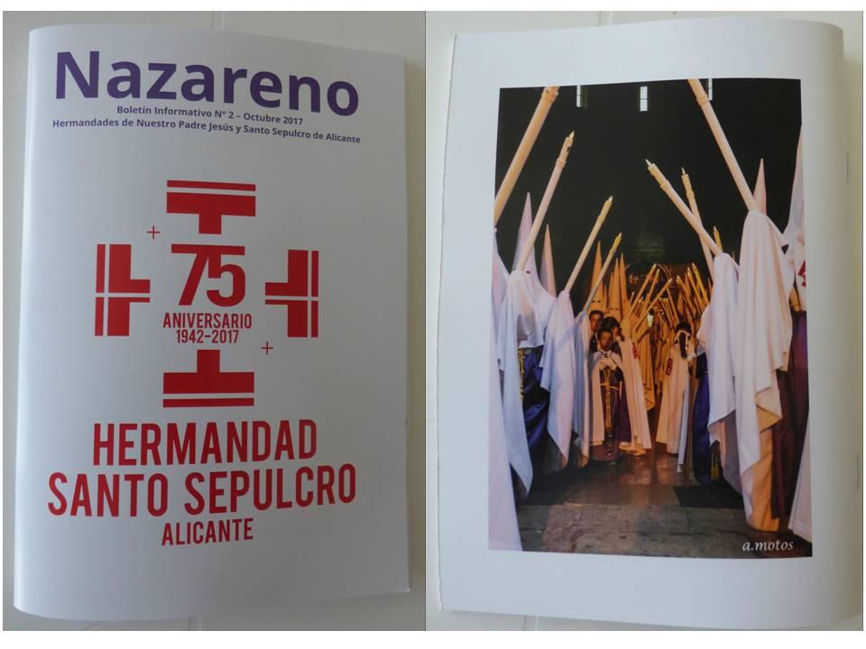 """Boletín Informativo Nº 2 """"Nazareno"""""""