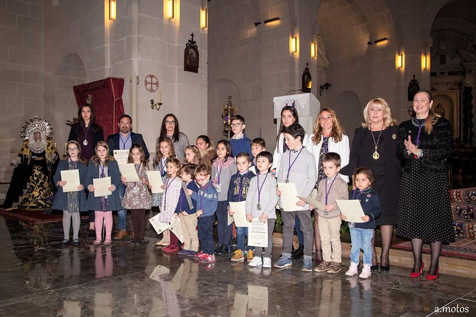 24 De Marzo De 2018. Acto Institucional Nuestro Padre Jesús Y Stma. Virgen De Las Penas.