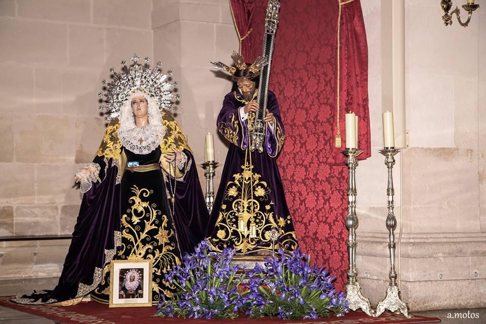 24 De Febrero De 2017. Acto Institucional Nuestro Padre Jesús Y Stma. Virgen De Las Penas
