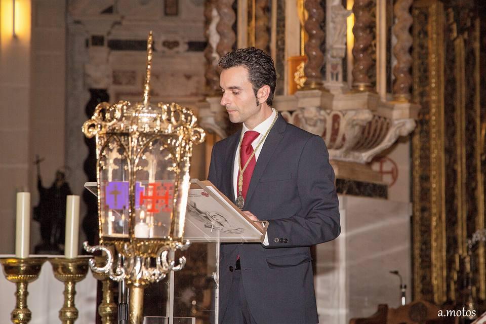 24 De Febrero De 2018. Exaltación Realizada Por D. Victor Ruiz Ñeco