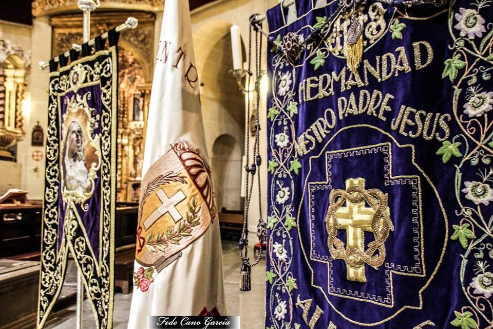 9 De Marzo De 2019. Acto Institucional Nuestro Padre Jesús Y Stma. Virgen De Las Penas.