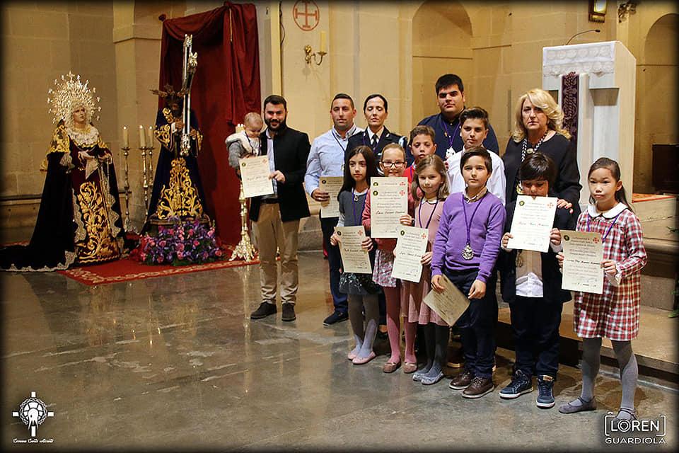 9 De Marzo De 2019 Acto Institucional Nuestro Padre Jesús Y Stma. Virgen De Las Penas