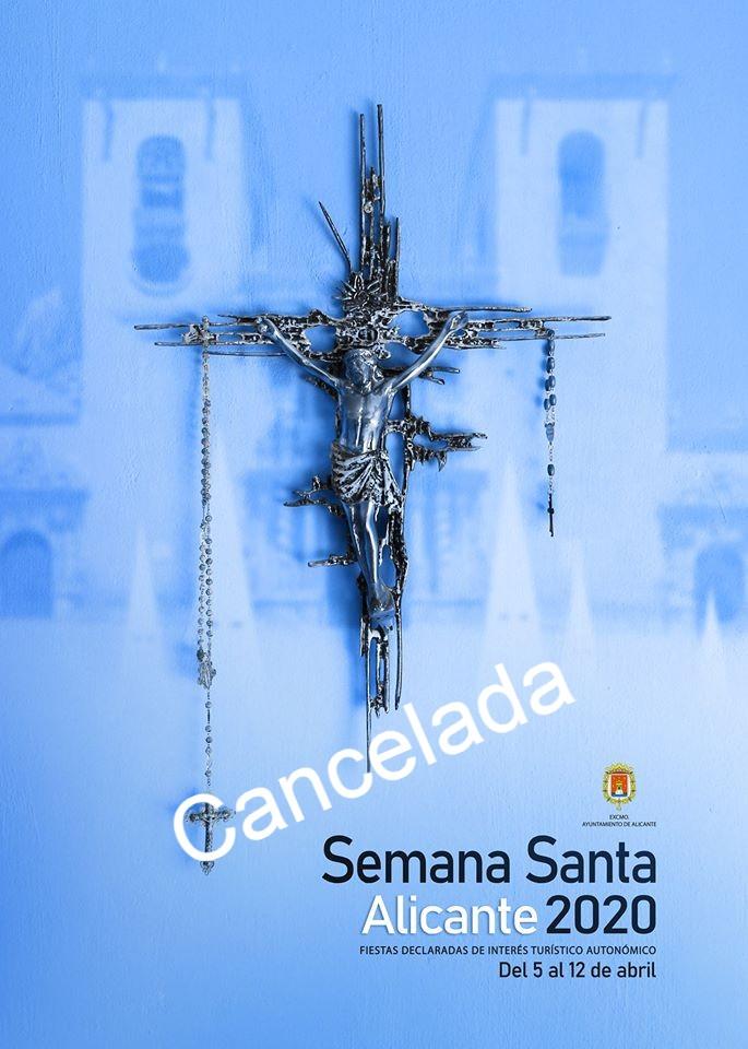 Cancelación Semana Santa 2020